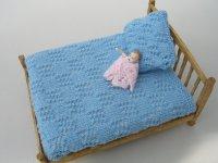bitstobuy - Miniature Knitting Patterns For The Dolls House BOOK