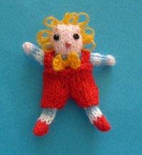 Dollhouse miniatures - Mini treasures wiki / knitting